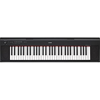 Yamaha NP12 Portable Keyboard 61 Key