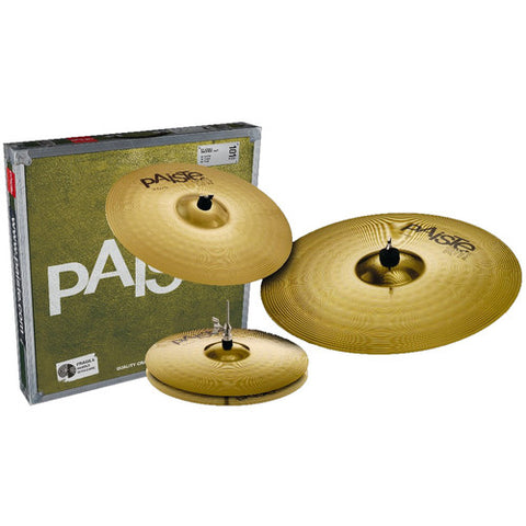 Cymbal Pack 14/16/20