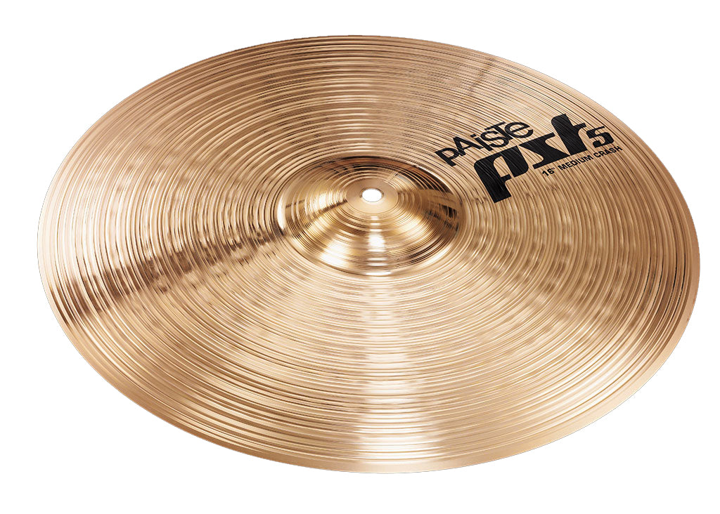16 Inch Crash Cymbal Medium Pst5