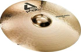 16 Inch Crash Cymbal Brilliant Medium