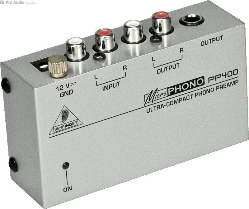 Behringer Microphono PP440 Phono