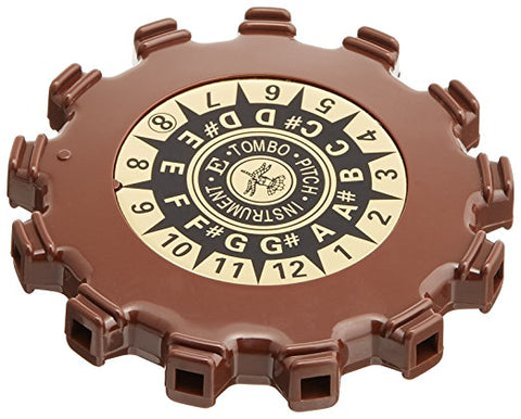 Chromatic Pitch Pipe 12 Note Plastic