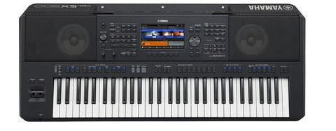 Keyboard Yamaha Workstation Mini Gen