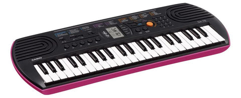 Casio SA78 44 Key Mini Keyboard Pink
