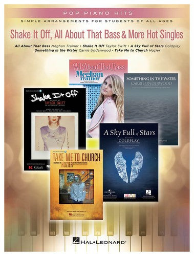 Shake It Off All About That Bass & More Hot Sing
