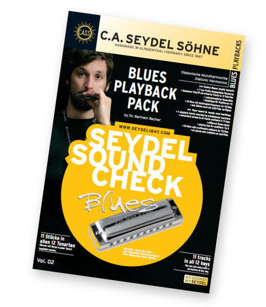 Soundcheck Vol 2 Blues Playback Pack