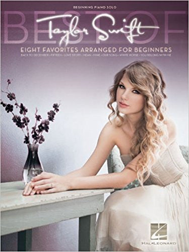 Taylor Swift Beginning Piano Solos
