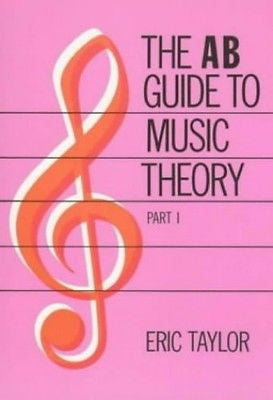 A B Guide To Music Theory Pt 1