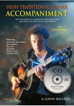 Traditional Guitar Accomp Cd