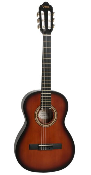 3/4 Classical Guitar Sunburst