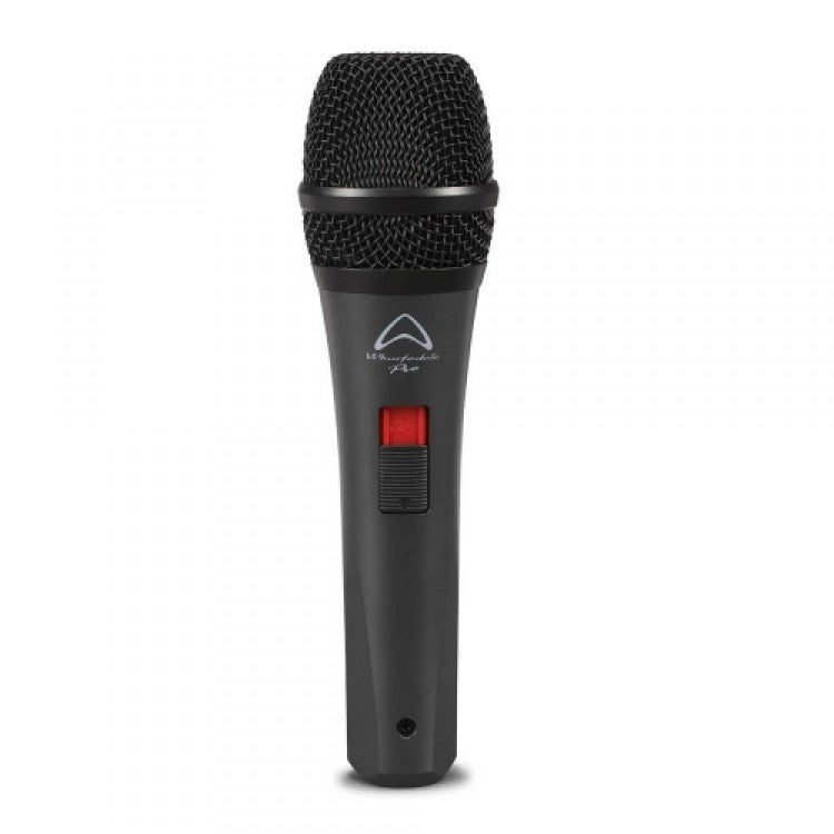 Dynamic Microphone With Switch