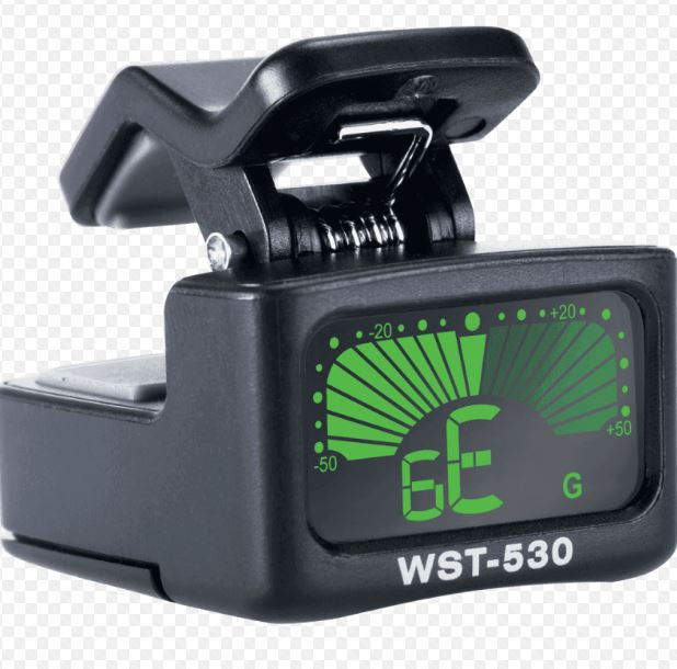 "Cherub ""Depth Finder"" Clip-On Chromatic Tuner"