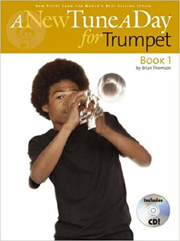 Tune A Day Trumpet Bk 1 New Ed Bk/Cd