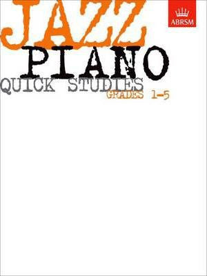 Jazz Piano Quick Studies Gr 1-5