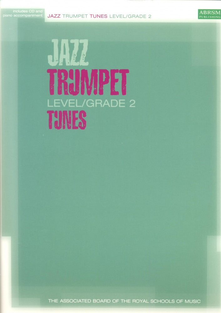 Jazz Trumpet Tunes Gr 2 Bk/Cd