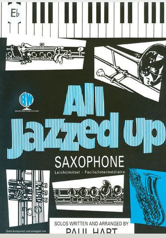All Jazzed Up Alto Sax/Pno