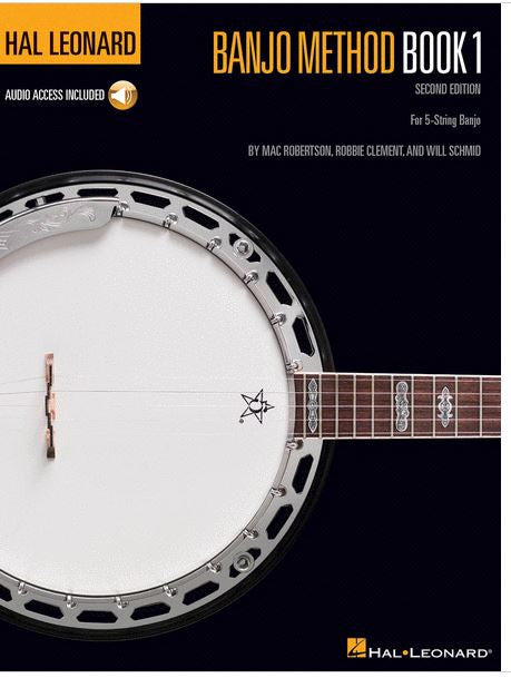 Banjo Method Bk 1