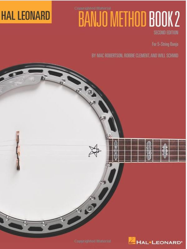 Banjo Method Bk 2