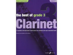 Best Of Clarinet Gr 3 Bk/Cd