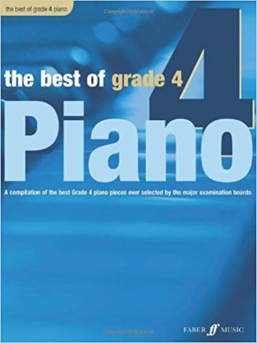 Best Of Grade 4 Piano