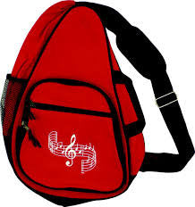 Backpack Body Red - Staff