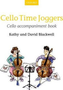 Cello Time Joggers Cello Accompaniment