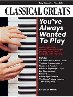 Classical Greats Youve Always Wanted To Play