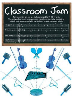 Classroom Jam Classical Pieces 10 Ens
