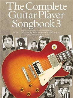 Complete Guitar Player Songbook 3