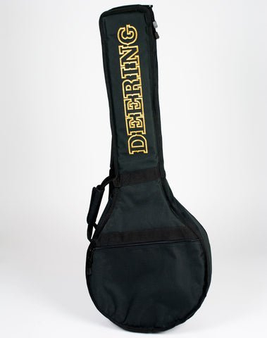 Deering Deluxe Padded 5-Strg Banjo Gig Bag-Resonator