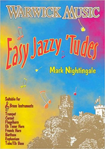 Easy Jazzy Tudes Treble Clef Tpt Or Tbn