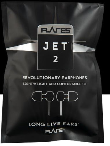 Jet2 Aluminium In ear Headphones