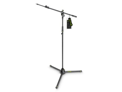 Mic Stand With Telescopic Boom