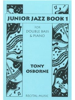 Junior Jazz Bk 1 Db/Pno