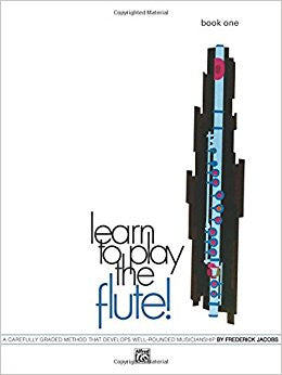 Learn To Play The Flute BK 1