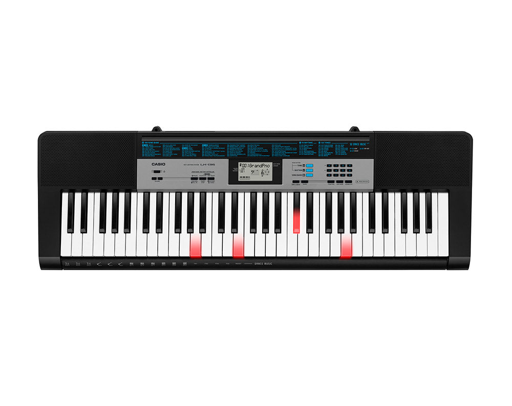 Casio LK136 Lightning Keyboard with Dance Music Mode