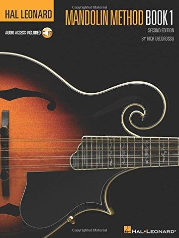 Mandolin Method Bk