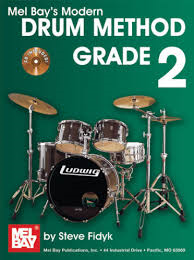 Modern Drum Method Grade 2 Bk/Cd Set