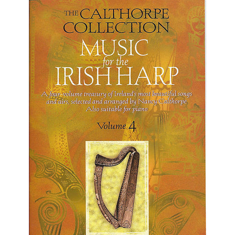 Irish Harp Music Vol 4