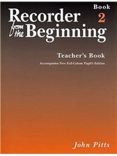 Recorder From Beginning Teach Bk 2