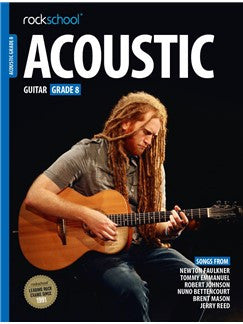 Rockschool Acoustic Grade 8 2016