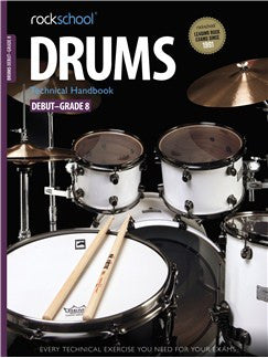 Rockschool Drums Technical Handbook