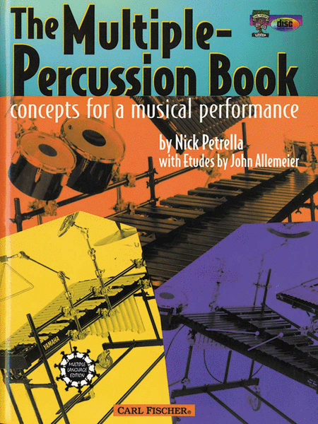 Multiple Percussion BK/CD Complete