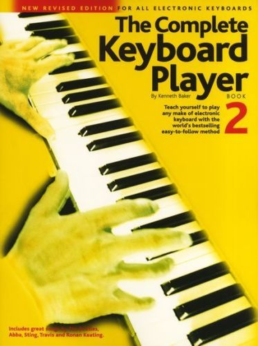 Complete Keyboard Player New Edition Bk 2 Bk/Cd