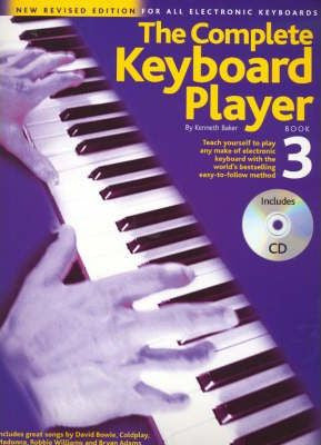 Complete Keyboard Player New Edition Bk 3 Bk/Cd