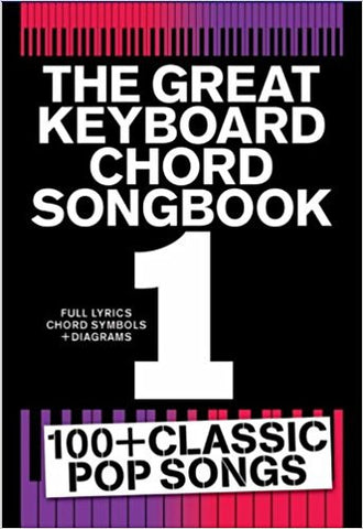 Great Keyboard Chord Songbook 1