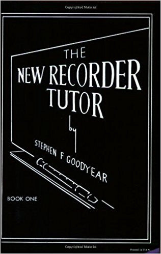 New Recorder Tutor Bk 1 Des Rec
