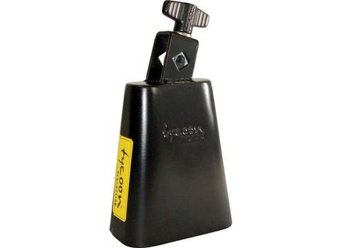 06 1/2 Inch Cowbell Black