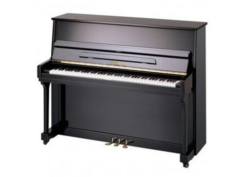 Beale UP115M2A111 Upright Piano Polished Ebony No 11