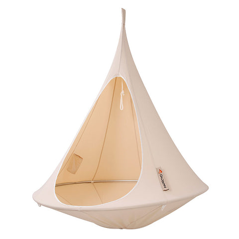 Single Cacoon - Natural White